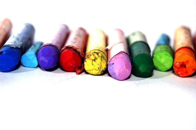 Creativity-pastels