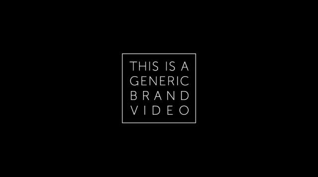 GenericBrandVideo