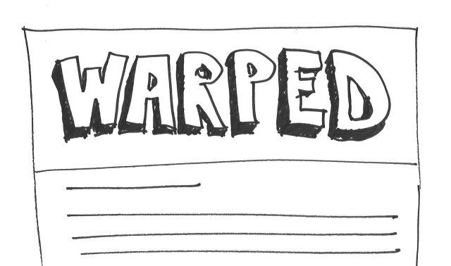WARPEDeDM